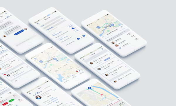 Carla - A ridesharing service for commuters